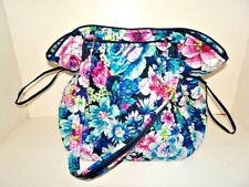 886003652046 Vera Bradley Iconic Glenna Shoulder Bag Satchel Handbag
