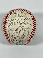 1991 Minnesota Twins Team Signed MLB Baseball Puckett, Hrbek, Oliva, Morris +26*