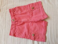 DP AM Red shorts (12 months) - Excellent Condition