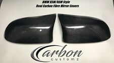 BMW X5/F15/X6/F16 Real Carbon Fibre Mirror Covers X5M/X6M LOOK Upgrade F25/F26