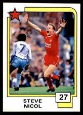 Panini Soccer Cards 1988 - Steve Nichol # 27
