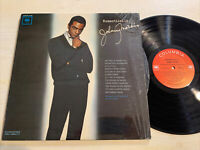 Johnny Mathis Romantically LP Columbia 2 Eye Mono + Shrink Superb M-/M-!!!!