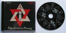 Ya Ho Wa 13 Magnificence In The Memory US 2009 CD Psychedelic