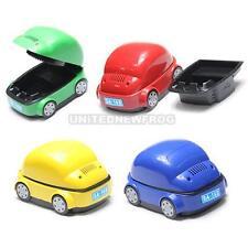 UN3F Cute Car Shaped Durable Model Auto Cigarette Smokeless Ashtray Air Purifier