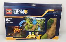 *NEW* Lego Nexo Knights 853519 Volcano Fire & Kingdom Play-Mat Double Sided
