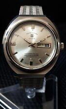 Rare Favre Leuba Genéve automatic vintage men's watch from the 70's