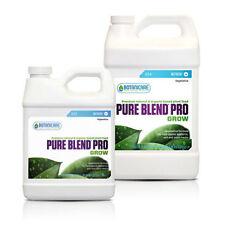 Botanicare Pure Blend Pro Grow 1 Gallon - hydroponics nutrient