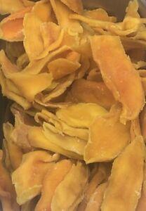 1kg Dried Mango Juicy Mango Slice - Mango Dried
