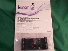Soundtraxx Tsunami2 4 amp DCC Sound Decoder #884005 TSU-4400 Steam