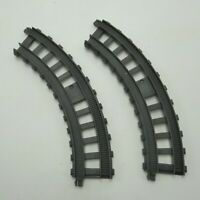 Thomas the Train and Friends Trackmaster FXX64 Curve Tracks Part C 2 Pieces