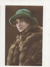 Gladys Cooper Actress Vintage RP Postcard 549a