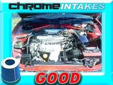 RED BLUE 90-99 TOYOTA CELICA ST/GT/GTS 1.6L/1.8 1.8L/2.2 2.2L AIR INTAKE KIT