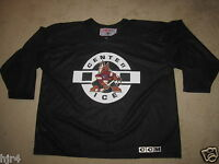 Phoenix Coyotes NHL BLACK CCM Practice Game Used Worn Jersey 2XL