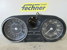 Tacho MB 115 /8 W115 Diesel Tachoeinheit VDO 1155426801 200 D 160km/h Uhr fehlt
