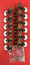 Clavijeros Para Guitarra Bajo Sexto. Machine Heads For Bajo Sexto Guitar MHBS12