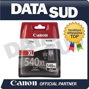 Canon PG 540XL Nera Originale Cartuccia Inkjet PG-540XL per Pixma MX515,525,535
