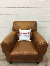 Leather Modern DFS Armchairs