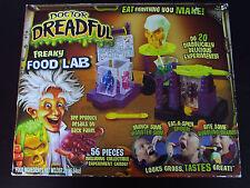 DOCTOR DREADFUL FREAKY FOOD LAB 1990s Board Game Vintage