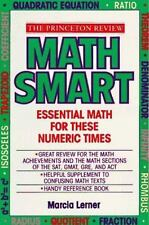 Math Smart (Princeton Review Series), Lerner, Marcia, Good Book