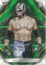 2019 Topps WWE Undisputed Green #54 Rey Mysterio /50 - NM-MT