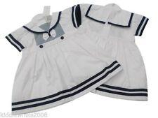 Robes bleu pour fille de 0 à 24 mois