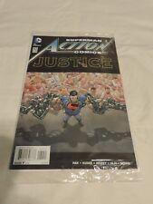 ACTION COMICS #42 -SUPERMAN DC COMICS ADAM KUDER - COOL COVER