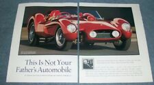 "1997 Ferrari Vintage Article ""This is Not Your Fathers Automobile"""