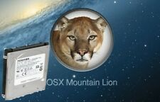 " 320GB 2.5"" SATA HDD Hard Drive Pre-loaded with Apple Mac OS Mountain Lion"