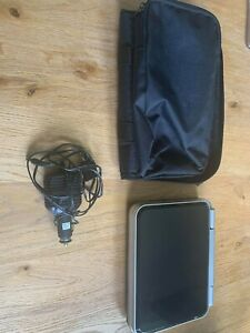 Bush Portable DVD Player With Case and Charger Great Condition