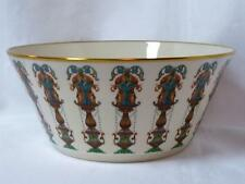 "Lenox Hand Painted Large Centerpiece Bowl with 24k Gold Accents 10-1/2"" X 4-1/2"""