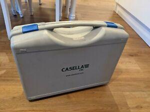 CASELLA SOUND LEVEL METER CEL-430/2 and CIRRUS RESEARCH CR:511E CALIBRATOR
