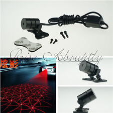 Universal Motorcycle Rear Decorative Laser Safety Anti Collision Fog Light Lamp