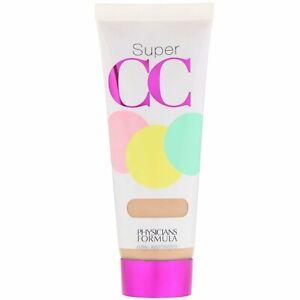 Physicians Formula Super CC Color-Correction + Care Cream - Choose Your Shade