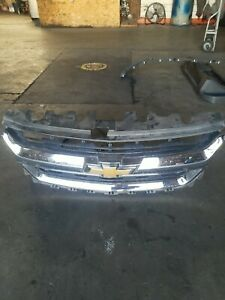 2018-2020 CHEVROLET COLORADO FRONT CHROME GRILLE GRILL NICE OEM!!