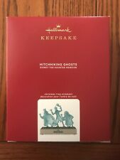 New Listing2020 Hallmark Keepsake Hitchhiking Ghosts Disney The Haunted Mansion Ornament.