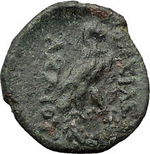 ACHAIOS Rebel Satrap in Asia Minor Seleucid King 120BC Ancient Greek Coin i31781