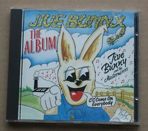 Jive Bunny ans the mastermixers, the album - c'come on everybody, CD