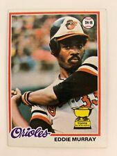 1978 Eddie Murray Topps #36