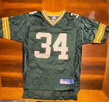 Mike McKenzie Green Bay Packers On Field Reebok Jersey Youth Large