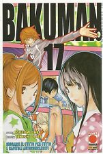 MANGA - Bakuman N° 17 - Prima Edizione - Planet Manga - ITALIANO NUOVO