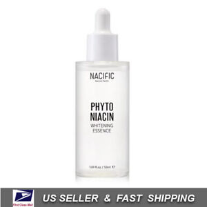[ NACIFIC ] NATURAL PACIFIC Phyto Niacin Whitening Essence 50ml +Free Sample+