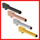 Agency Arms Premier Line Glock 48 Barrel Rose Gold Or Tin Octagonal Fluted