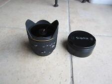 SIGMA 15mm f/2.8 Ex DG Fisheye pour tout Canon Eos FF et APS-c