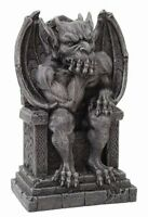 THE THINKER Medieval Gargoyle Statue Thinking