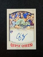 2016 Topps Gypsy Queen COREY SEAGER AUTOGRAPH ROOKIE RC SP AUTO #GQA-CS Dodgers
