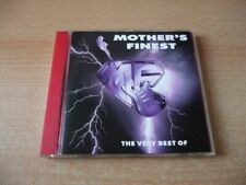CD Mother`s Finest - The Very Best of - 1990 - 17 Songs