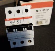 ABB SU203M-C20 SU203MC20   SU200 MINIATURE CIRCUIT BREAKERS