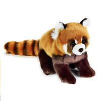 Simulation Red Panda Plush Soft ToY 28CM Stuffed Animal By Wild Kids Doll Gift