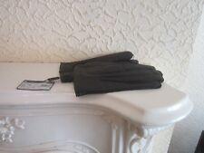 Prada Leder-Kaschmir-Futter Herren Handschuhe