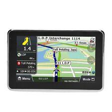 "5 "" NAVIGATORE SATELLITARE GPS SAT  256MB 8GB MP3 FM NAVIGAZIONE AUTO EU MAPPA"